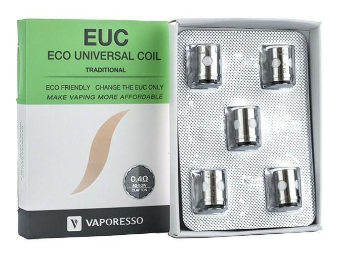 Coil Vaporesso - EUC 0.4ohm *UNIDADE*