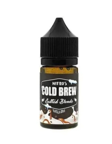 COLD BREW - Vanilla Bean Salt 30ml