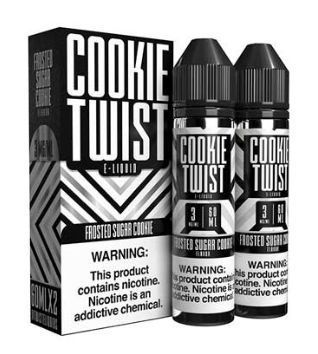 COOKIE TWIST - Frosted Sugar Cookie 60ml