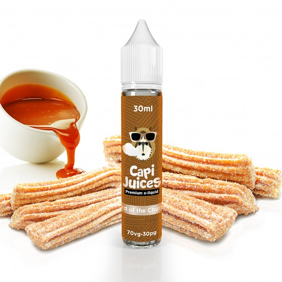 CAPI JUICES - Lord of Churros 30 ml