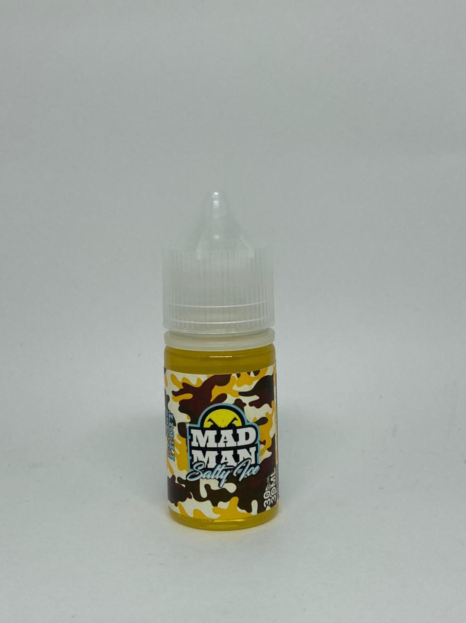 MAD MAN - Passion Fruit Salt 30ml