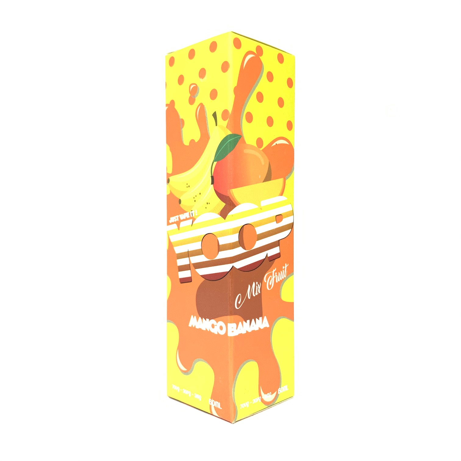 MR YOOP - Passion Mango Banana 60ml