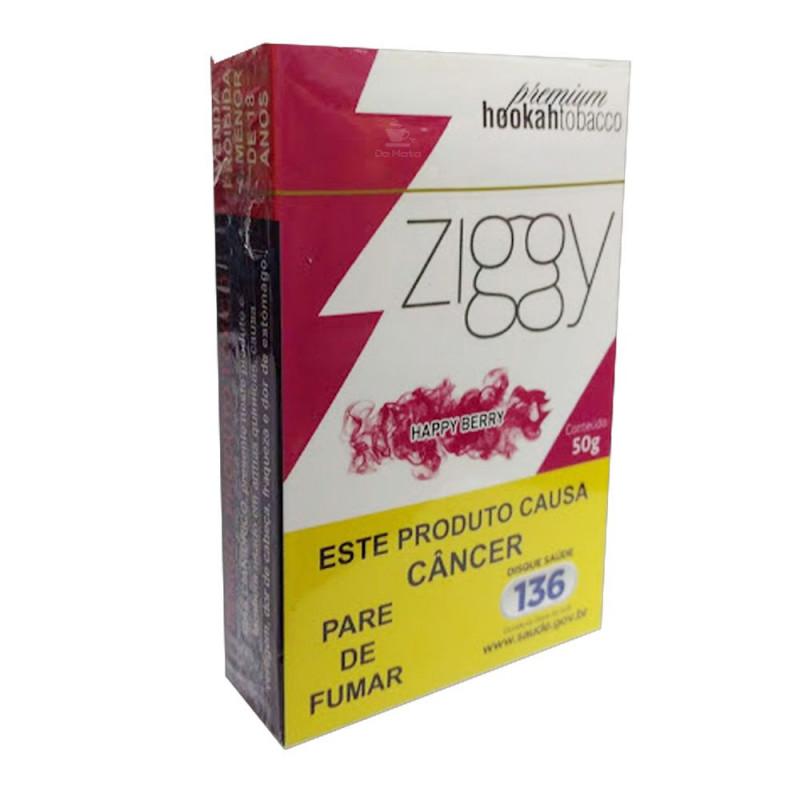 ZIGGY - Happy Berry 50g - (P/NARGUILE)