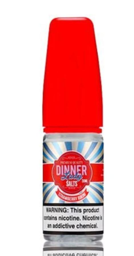 DINNER LADY - Strawberry Bikini Salt 30ml