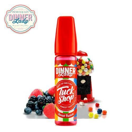 DINNER LADY - Sweet Fusion 60ML