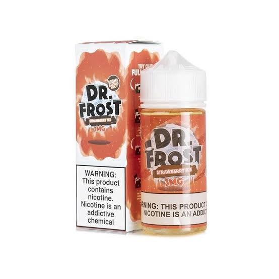 DR. FROST - Strawberry Ice 100ML