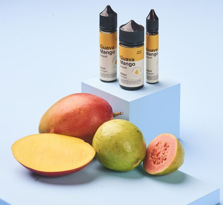 DREAM COLLAB - Guava Mango ICE Salt 30ml