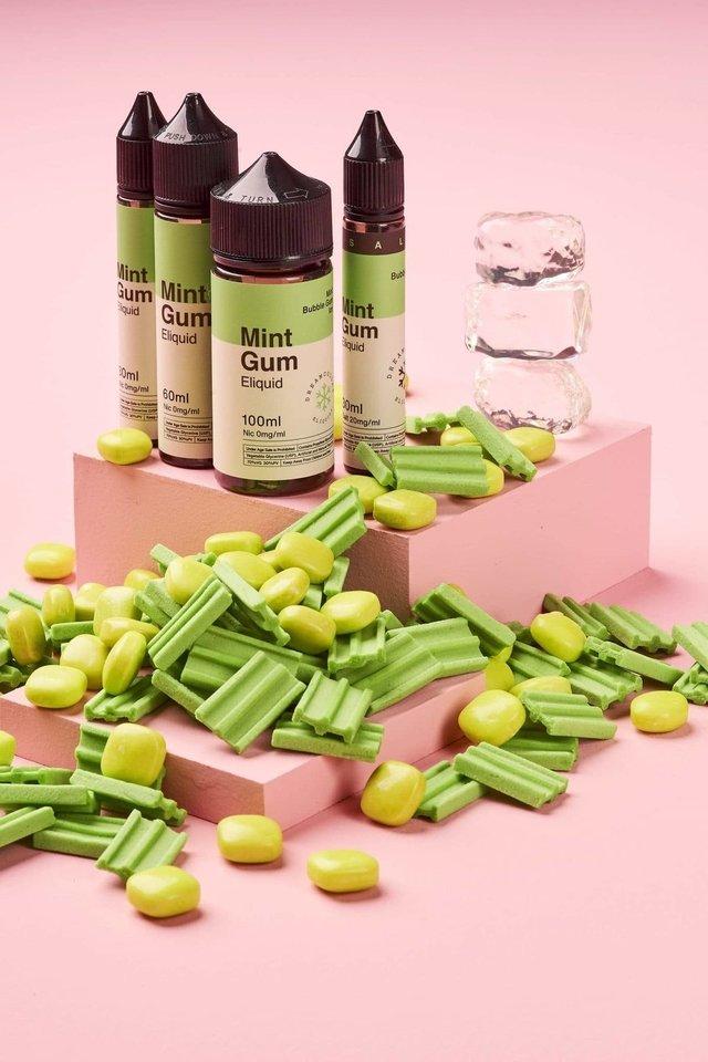 DREAM COLLAB - Mint Gum Salt 30ML
