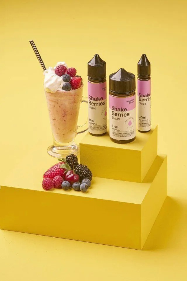 DREAM COLLAB - Shake Berries 30ml