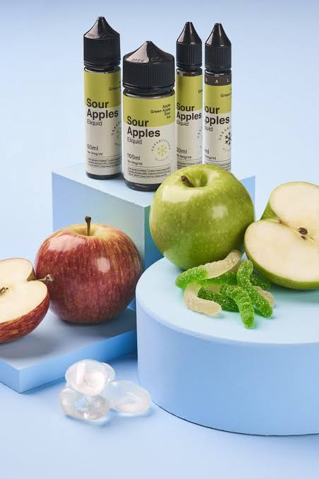 DREAM COLLAB - Sour Apple Ice 30ml