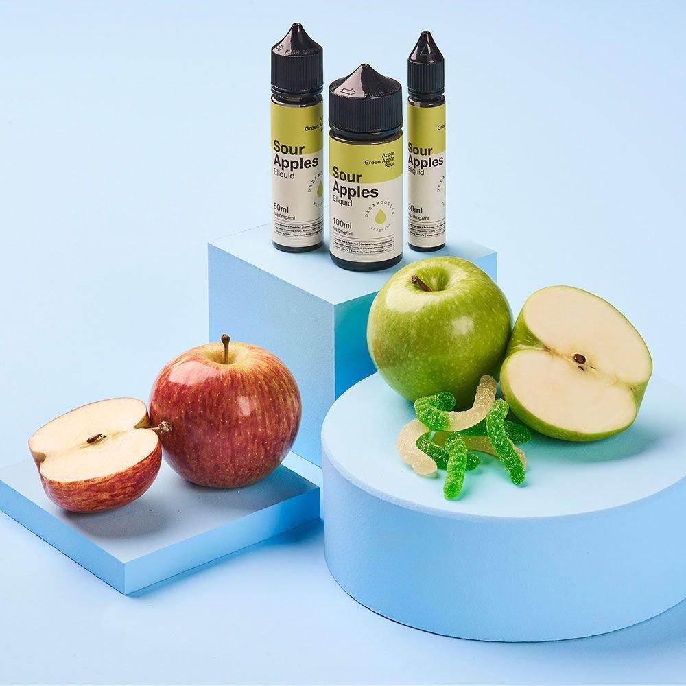 DREAM COLLAB - Sour Apple 30ml