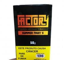 FACTORY - Summer Fruits 50g (P/ NARGUILE)