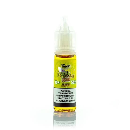FINEST - Apple Peach Sour Salt 15ml
