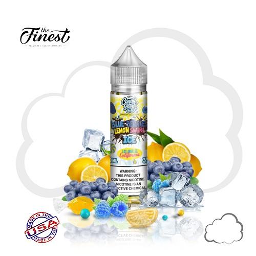 FINEST - Blue Berries Lemon Swirl Salt 15ml