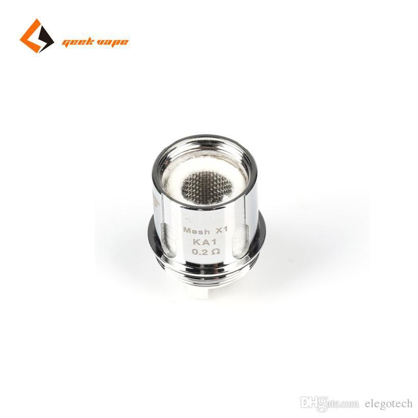 GEEK VAPE - Super Mesh Coil X1 0.2ohms