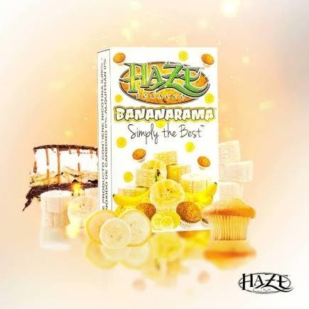 HAZE - Bananarama 50g (P/ NARGUILE)