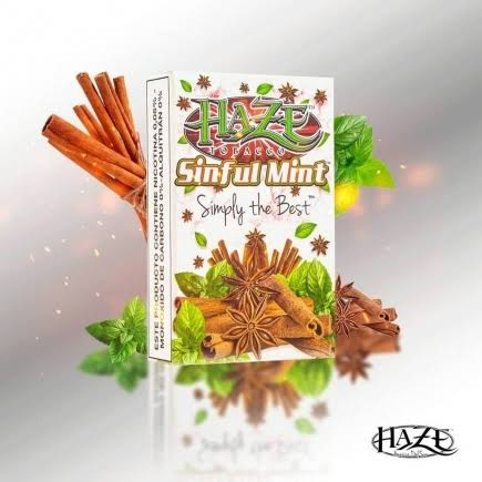 HAZE - Sinful Mint 50g (P/ NARGUILE)