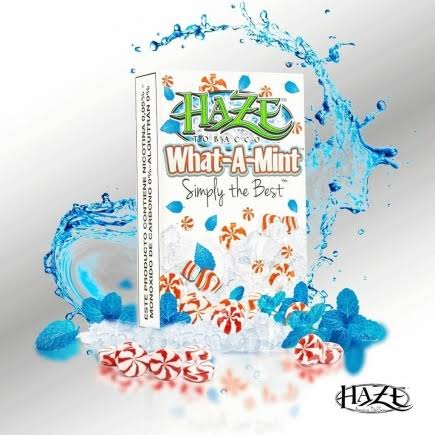 HAZE - What -A- MInt 50g (P/ NARGUILE)