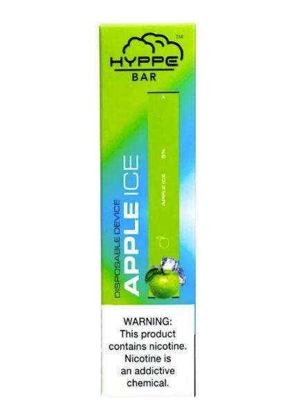 HYPPE BAR - Apple Ice POD Descartável