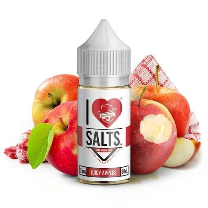I LOVE SALT - Juicy Apples  30ML