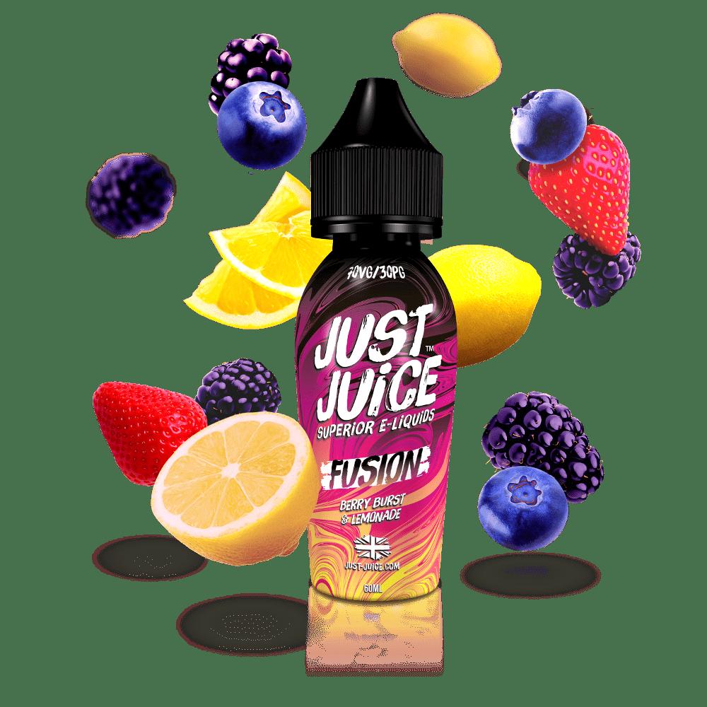 JUST JUICE - Berry Burst e Lemonade 60ml