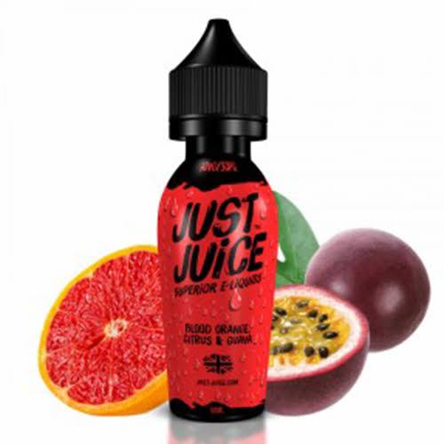 JUST JUICE - Blood Orange Citrus e Guava 60ml