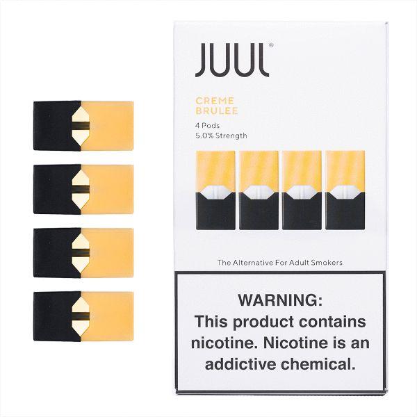 JUUL - Creme Brulee (4pack)