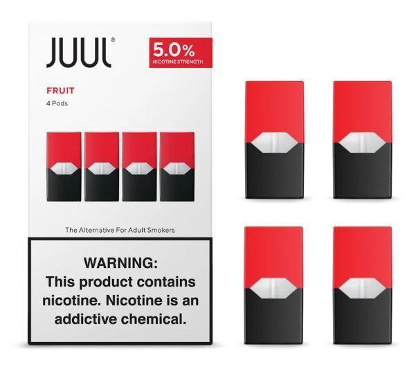 JUUL - Fruit Medley (4 pack)