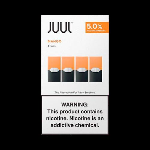 JUUL - Mango Pods (4 pack)
