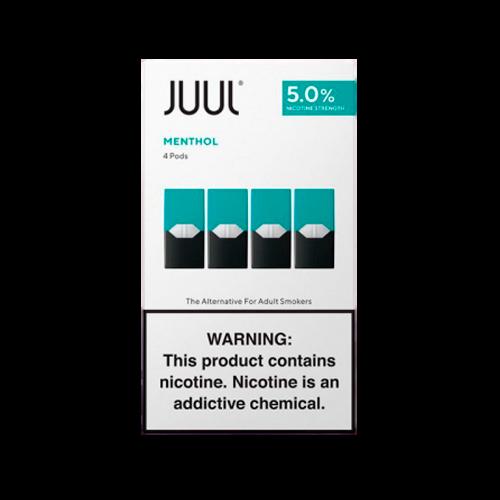 JUUL - Menthol Pods (4 pack)