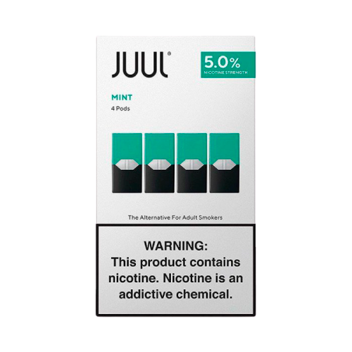 JUUL - Mint Pods (4 pack)