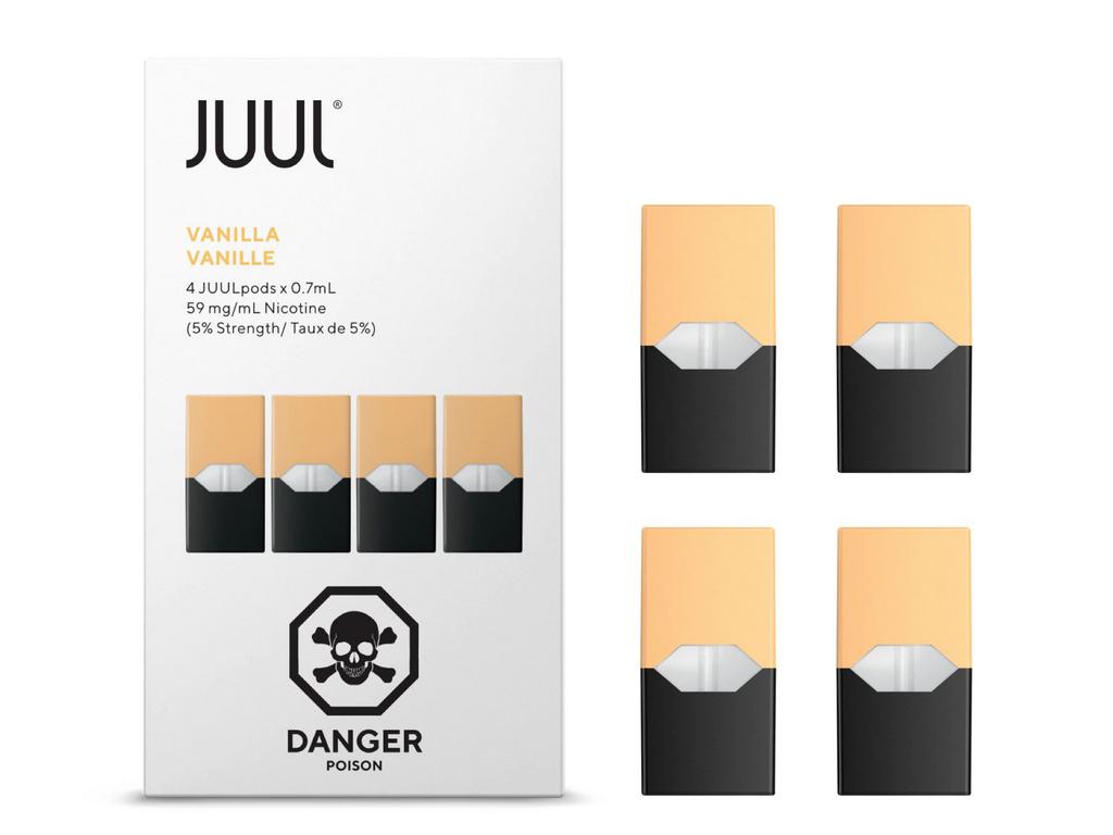 JUUL - Vanilla Pods (4pack)