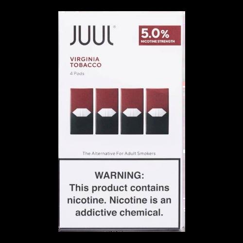 JUUL - Virginia Tobacco (4pack)