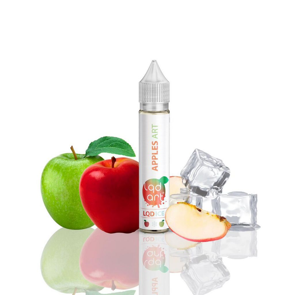 LQD ART - Apples Ice 30ML
