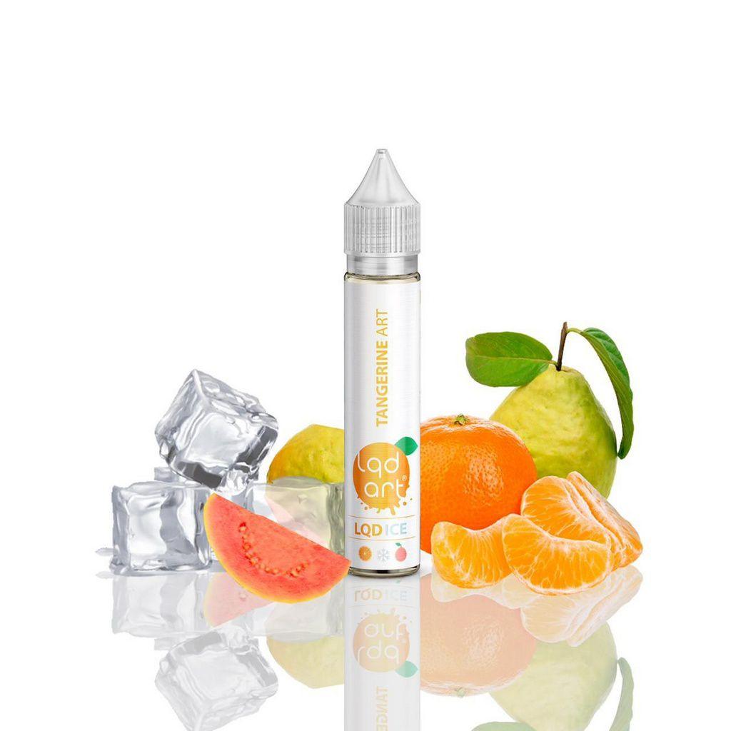 LQD ART - Tangerine Ice  30ML