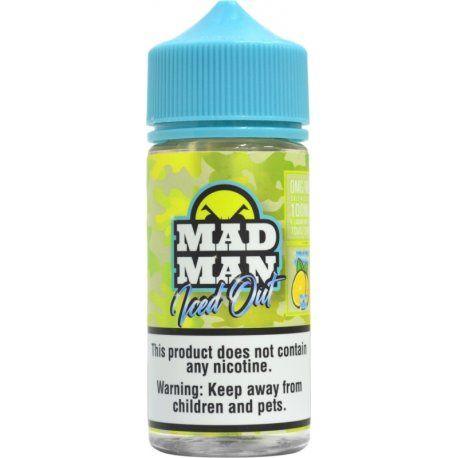 MAD MAN - Laranja ICED 100ML