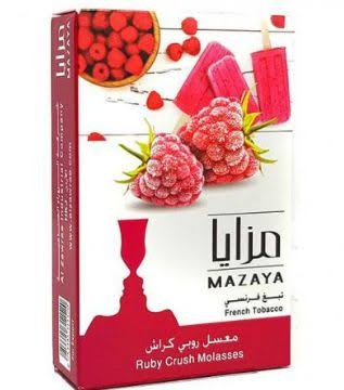 MAZAYA - Ruby Crush 50g (P/ NARGUILE)
