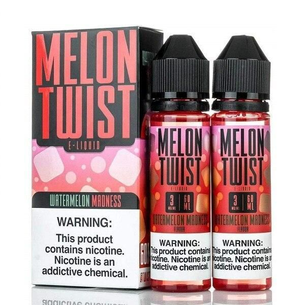 MELON TWIST - Watermelon Madness 60ml