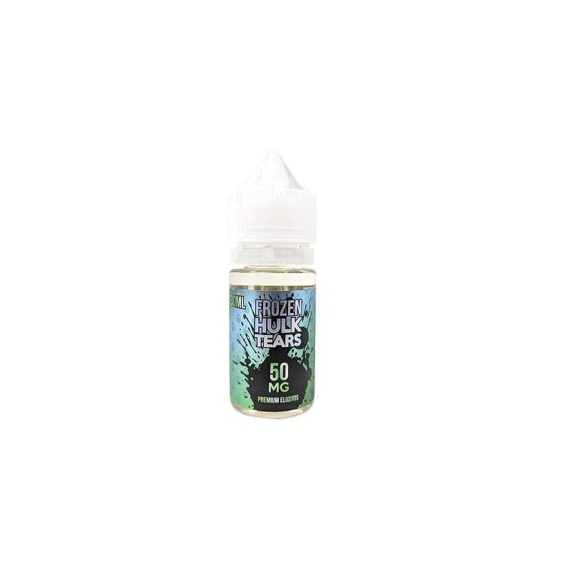 MIGHTY VAPORS - Frozen Hulk Tears Salt 30 ML