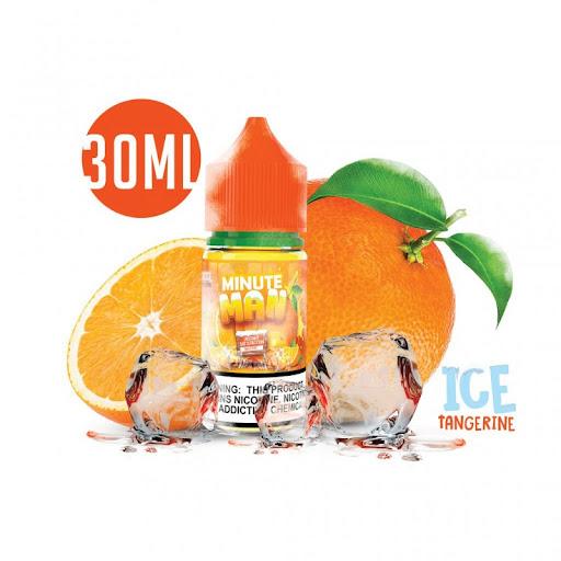 MINUTE MAN - Grapefruit Ice Salt 30ml