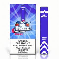 MR FREEZE - Berry Frost Descartável (1.3ml liquido)