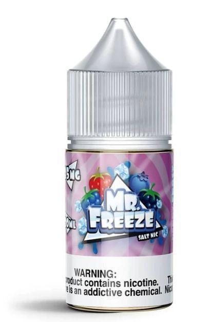 MR FREEZE - Berry Frost Salt 30ml