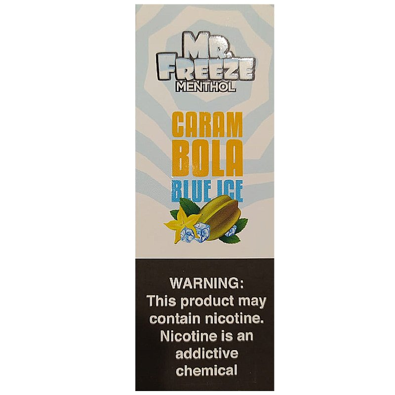 MR FREEZE - Carambola Blue Ice 100ML