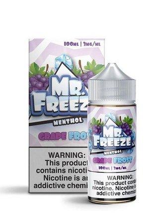 MR FREEZE - Grape Frost 100ml