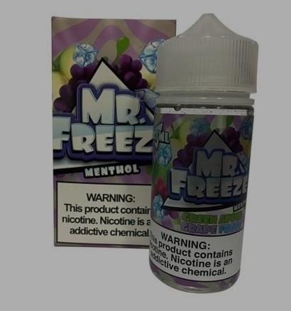 MR FREEZE - Green Apple Grape Frost 100ml