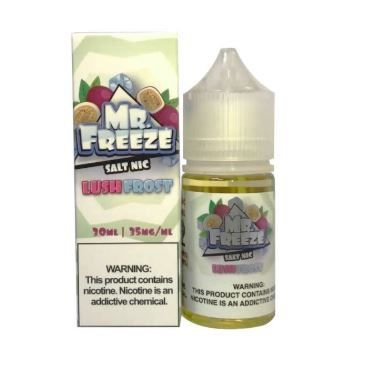 MR FREEZE - Lush Frost Salt 30ML