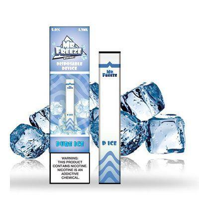 MR FREEZE - Pure Ice  Descartável (1.3ml liquido)