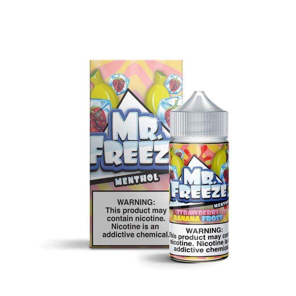 MR. FREEZE -  Strawberry Banana Frost 100ML