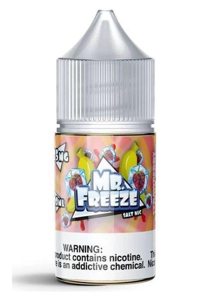 MR. FREEZE - Strawberry Banana Frost Salt 30ml