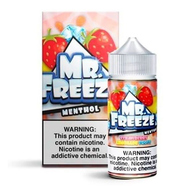 MR. FREEZE - Strawberry Lemonade 100ML